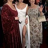Pictured: Wynonna Judd, Ashley Judd, and Naomi Judd