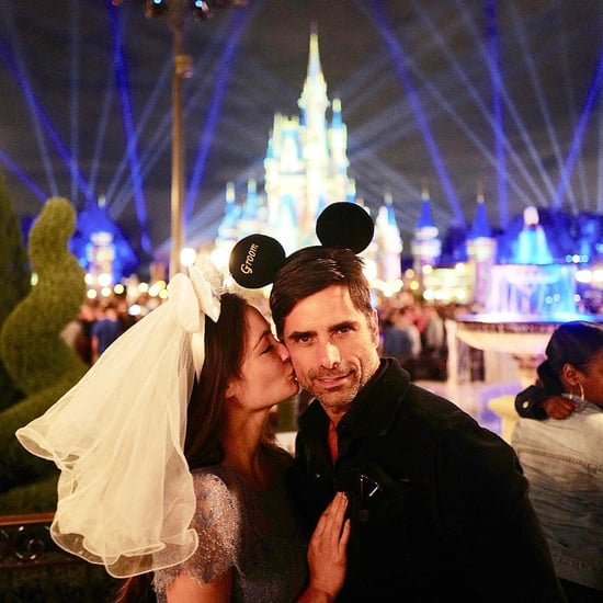 John Stamos and Caitlin McHugh Honeymoon Details
