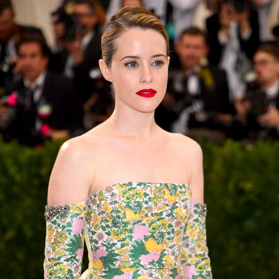 Claire Foy 2017 Met Gala