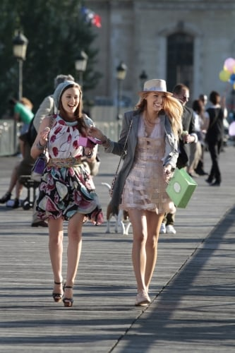 Gossip Girl Season 4 Pictures