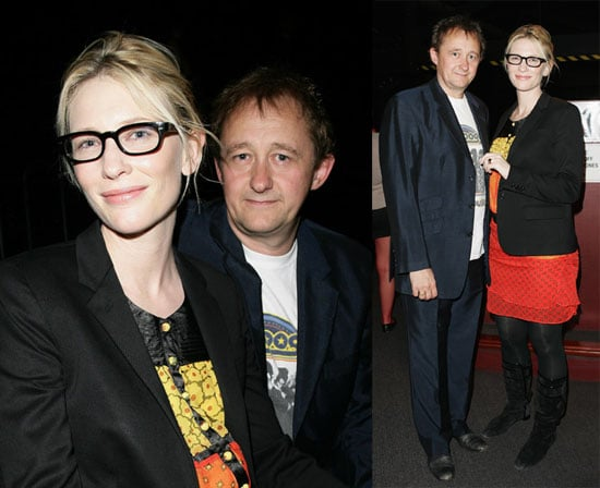 Cate Blanchett and Andrew Upton Attend Toy Symphony in Sydney on November 14