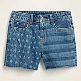 Old Navy High-Waisted Americana Cut-Off Jean Shorts