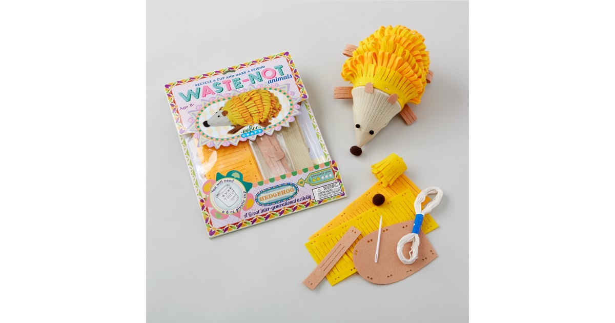 The Land Of Nod Waste Not Animal Kit Craft Kits For Kids