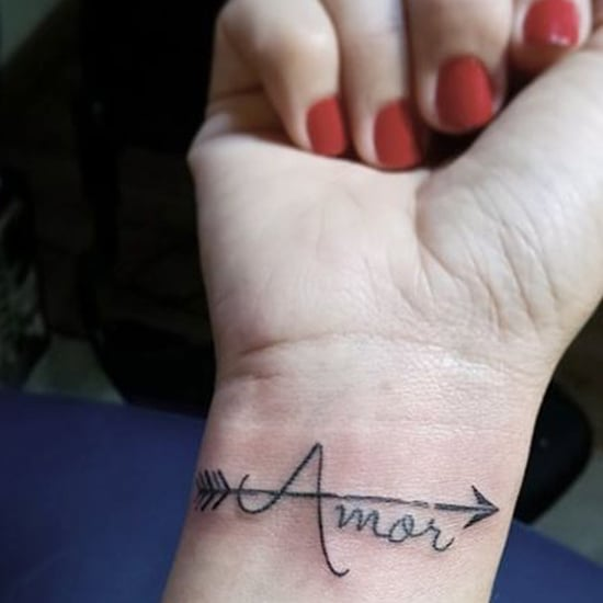 Spanish Love Tattoos