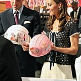 Prince William and Kate Middleton at ServiceNation event in LA.