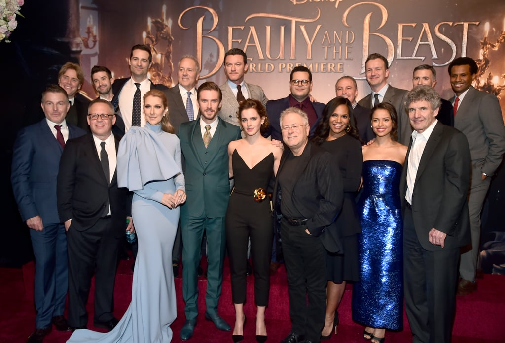 Image result for beauty and the beast 2017 casting red carpet