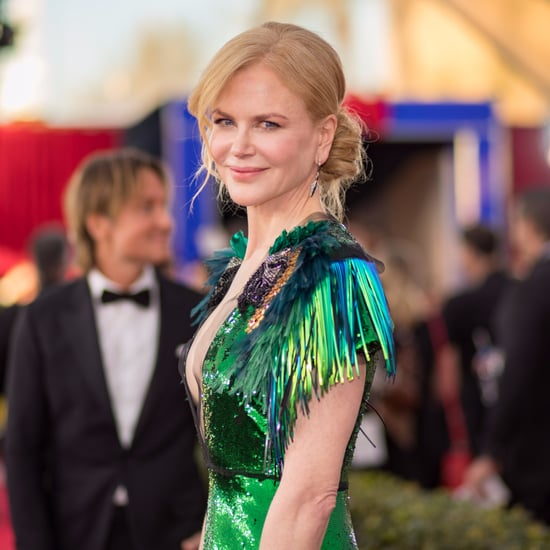 Nicole Kidman Through the Years