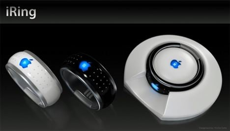 iRing Bluetooth Connectivity Would Control i-Devices