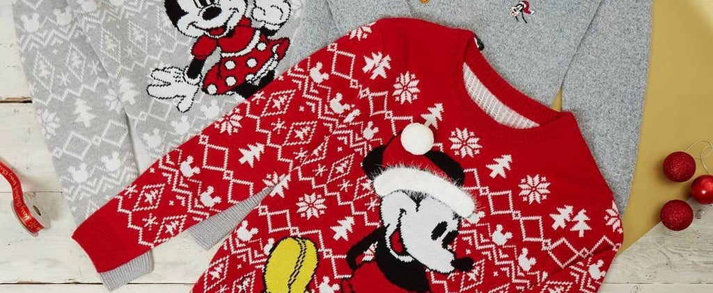 All We Want For Christmas Are These Adorable Disney Holiday Sweaters From Primark