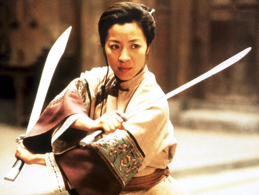 Crouching Tiger Hidden Dragon 2000 Who Plays Eleanor Young In Crazy Rich Asians Popsugar Celebrity Australia Photo 5