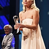 Lady Gaga Best Actress Critics Choice Speech 2019 Video