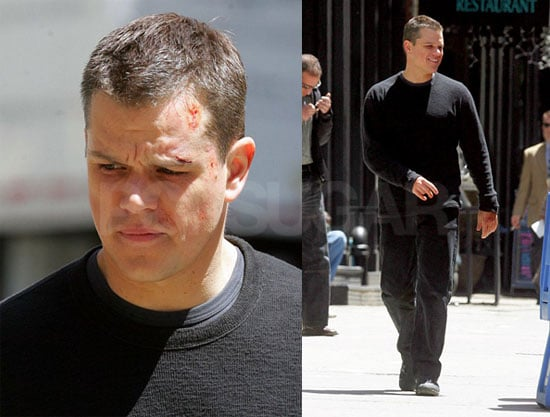 Matt Damon Still Perfecting Bourne Ultimatum