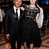 Prabal Gurung and Nell Diamond