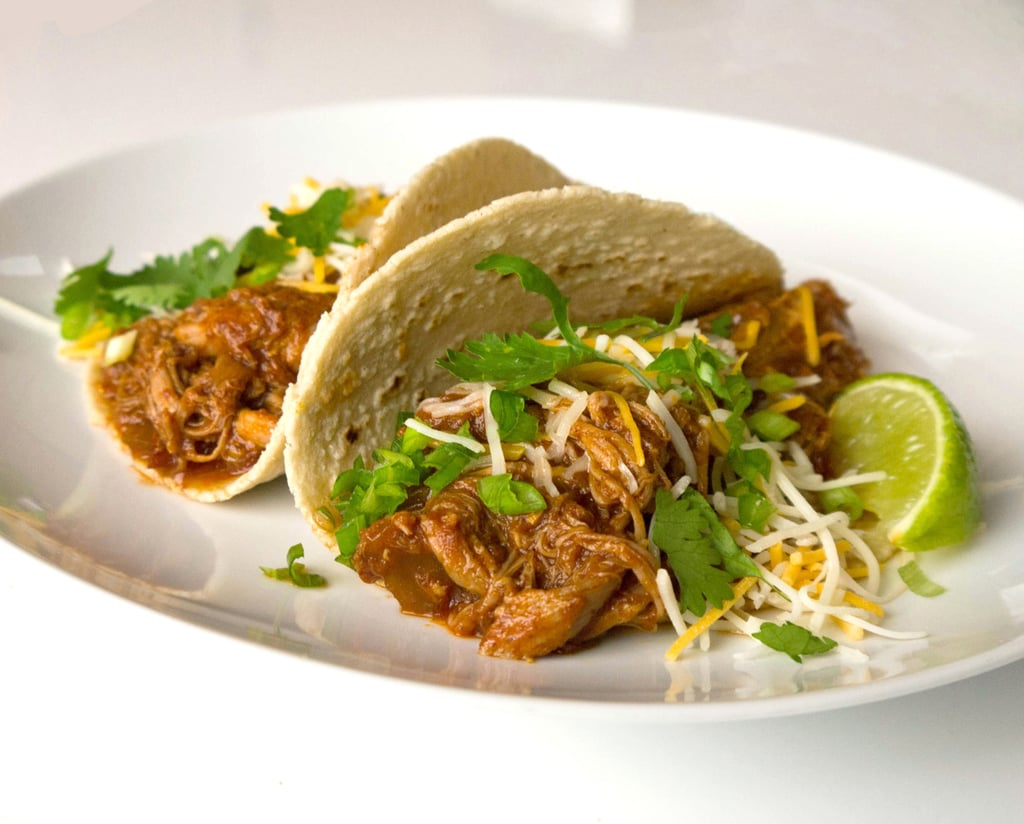 Slow-Cooker Shredded Pork Tacos