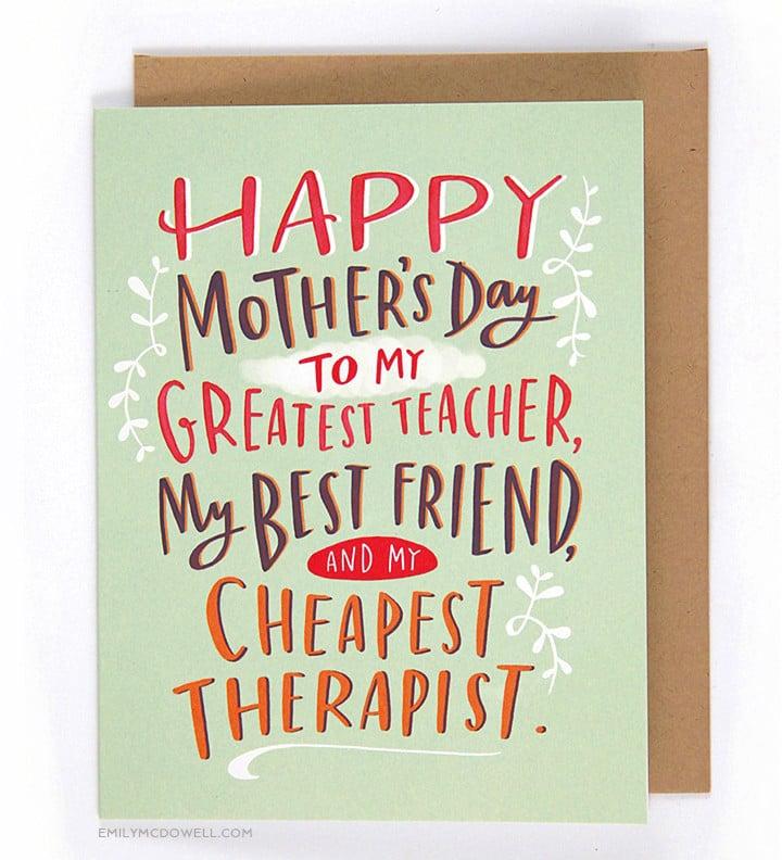 alternative mothers day cards popsugar family photo 12