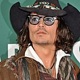 Johnny Depp Lends His Star Support to a Close Friend