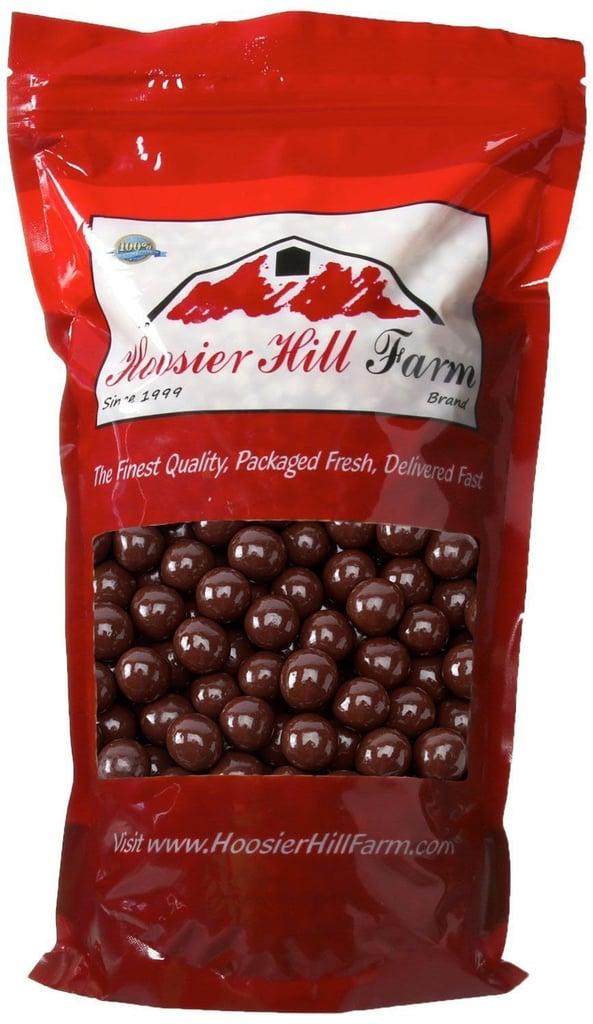Dark Chocolate Covered Gluten-Free Pretzel Rounds by Hoosier Hill Farm