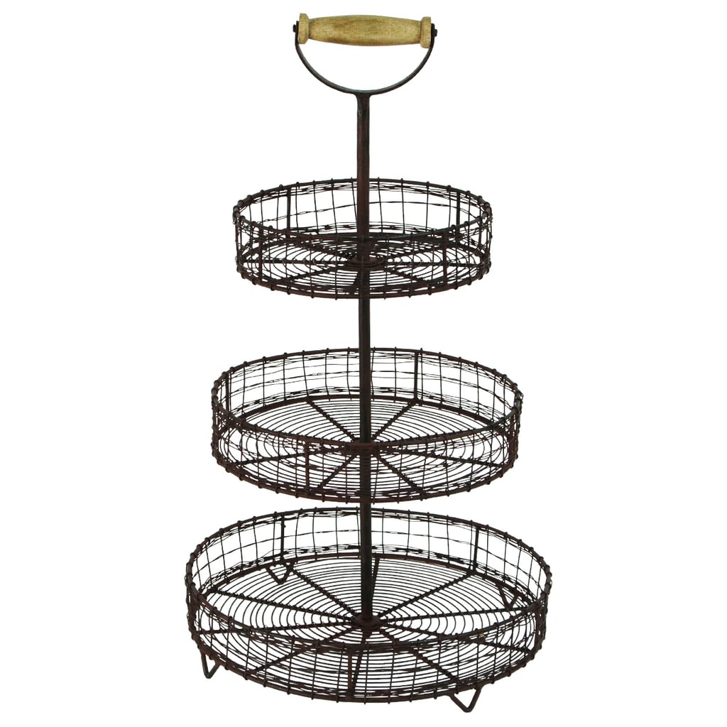 Metal Wire 3 Tier Rack Display Stand | Walmart Farmhouse Decor ...