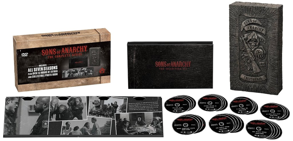 Complete DVD Box Set ($300)