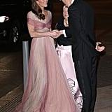 Kate Middleton Gucci Dress at 100 Women in Finance Gala