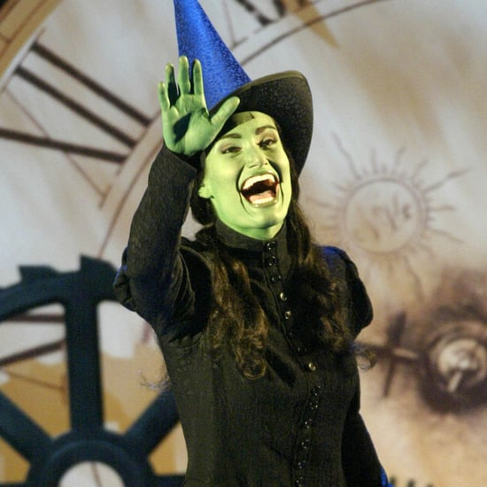 Idina Menzel Talks About Playing Elphaba in Wicked