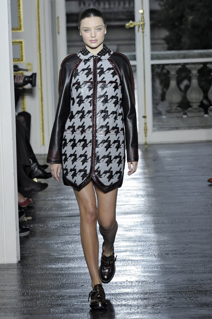 She did more than turn a few heads the following season when she walked in the Balenciaga Spring 2011 show while pregnant.