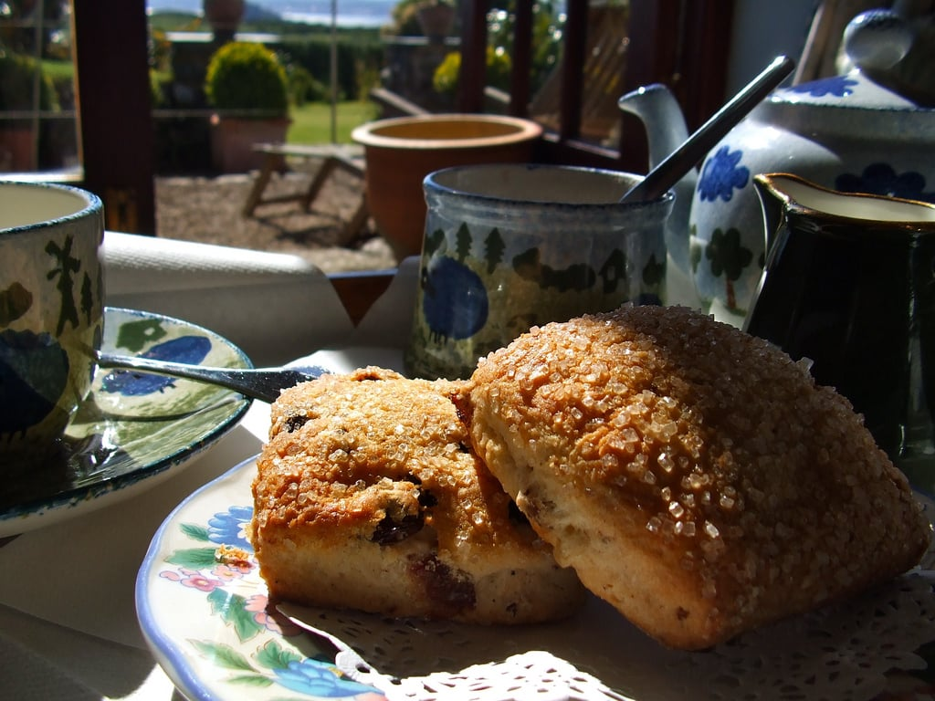 Try Afternoon Tea