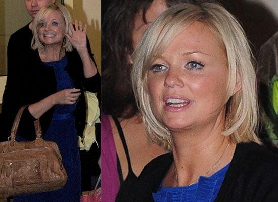 29/09/2008 Emma Bunton