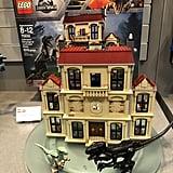 Lego Indoraptor Rampage at Lockwood Estate
