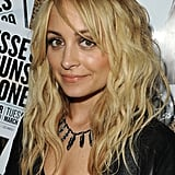 Pictures of Nicole Richie With Joel Madden at a Vans Party