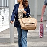 Salma Hayek Travels in Style During Her Stay in Venice