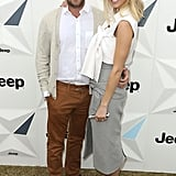 Whitney Port brought her fiancé Tim Rosenman along for the event.