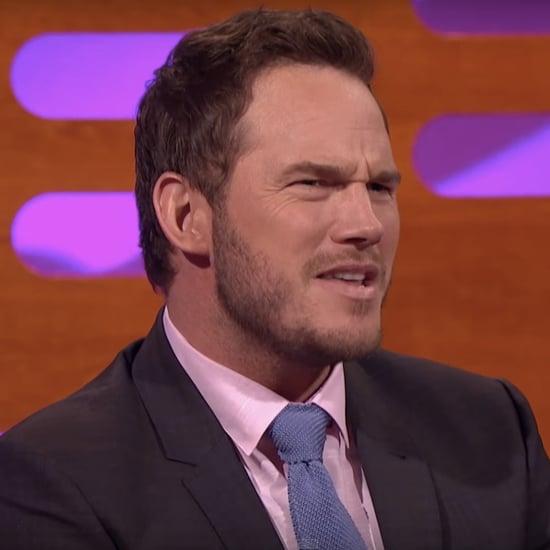 Chris Pratt The Only Way Is Essex Accent Graham Norton Show