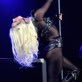 Lady Gaga's Workout For a Shapely Booty | POPSUGAR Fitness