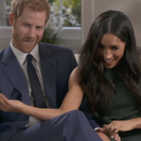 Prince Harry and Meghan Markle Engagement Interview Bloopers
