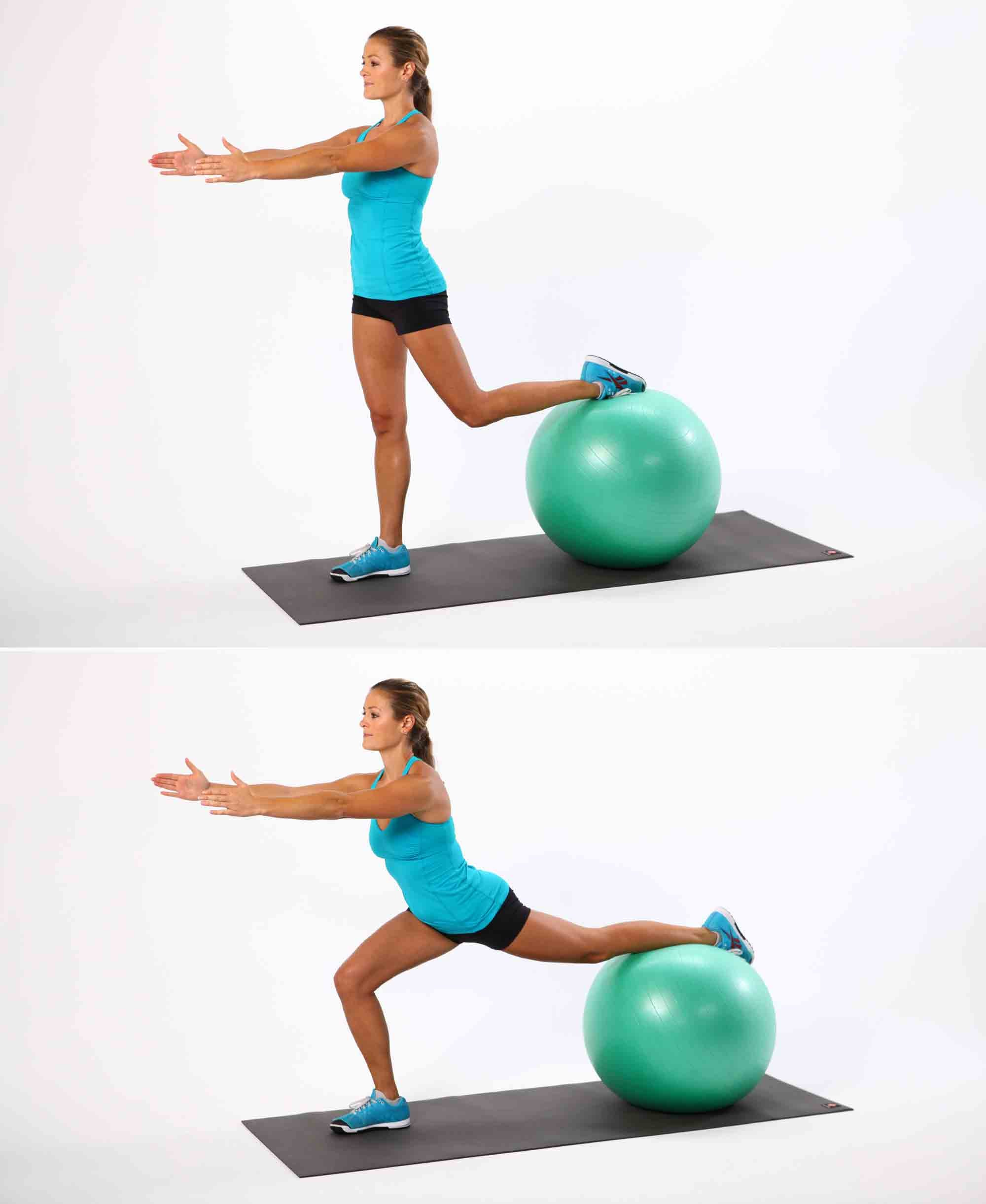 Stability Ball Moves: Tone Your Muscles Faster With These