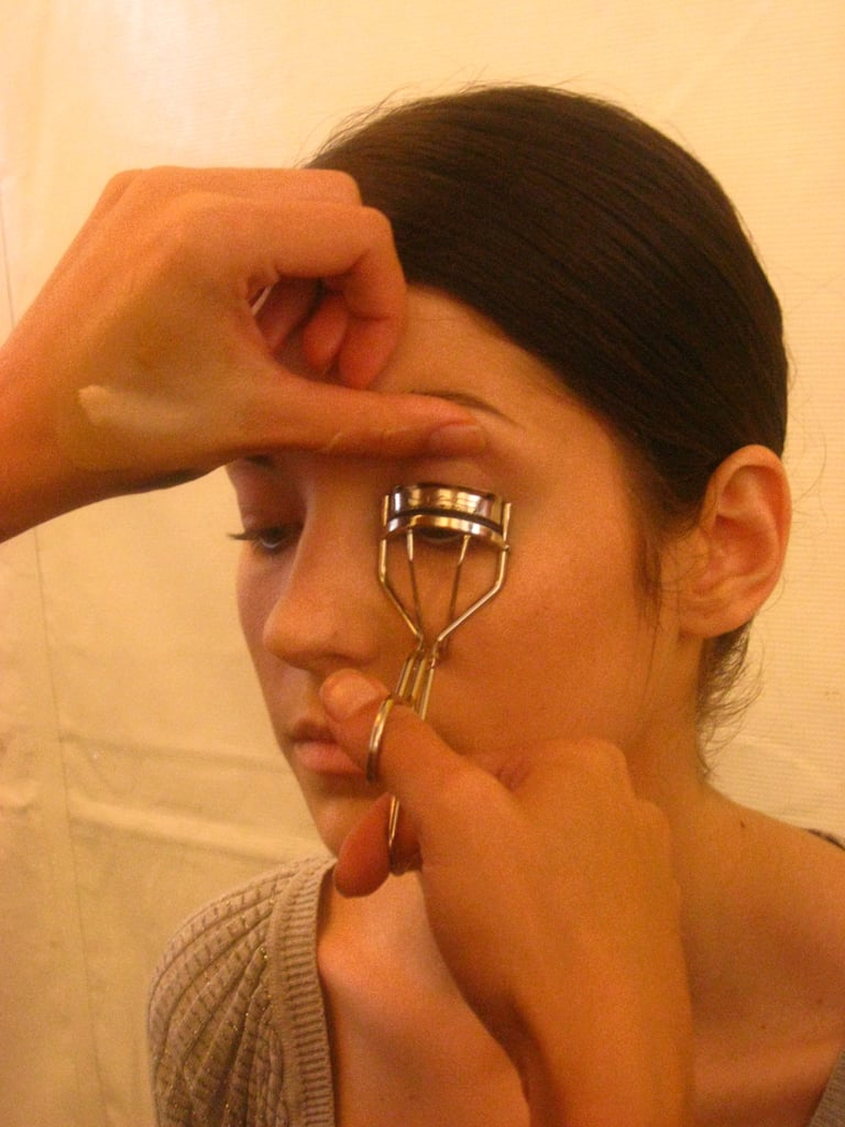 Backstage Beauty at San Francisco Fashion Week