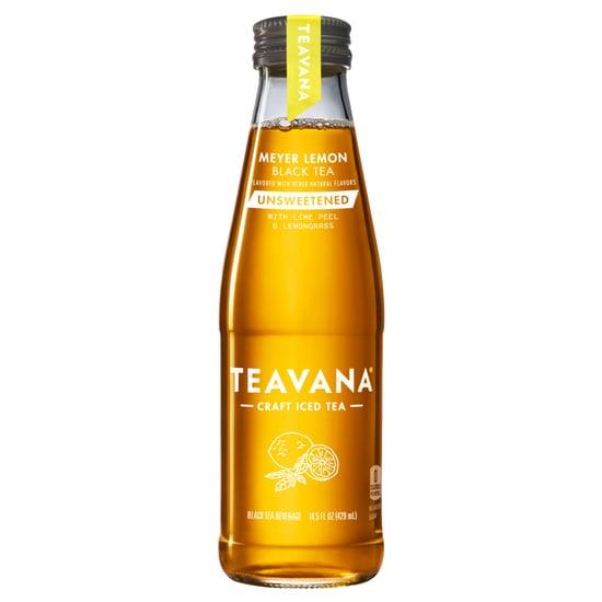 Teavana Unsweetened Meyer Lemon Black Craft Iced Tea