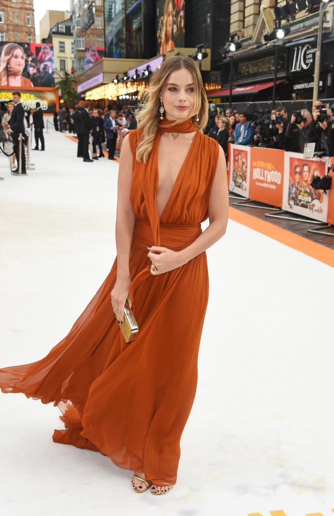 Margot Robbie's Dress For Once Upon a Time in Hollywood UK
