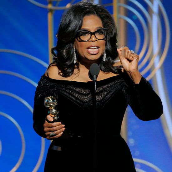 Oprah's Acceptance Speech at the Golden Globe Awards 2018