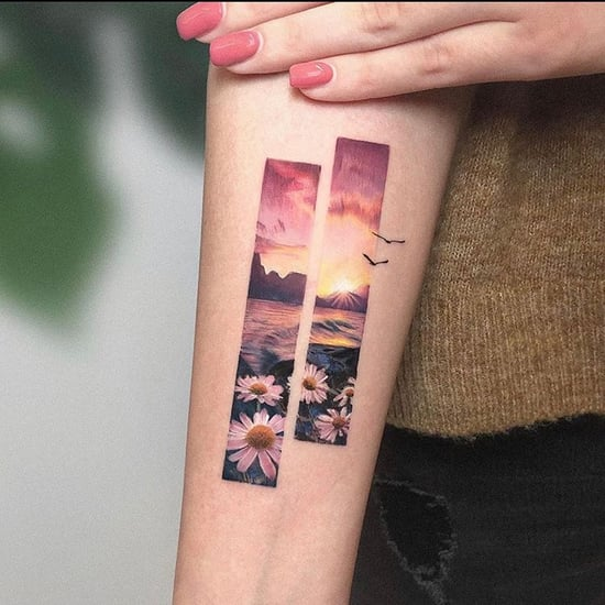 Hypercolour Realism Tattoo Trend Photos and Inspiration