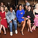 Pictured: Judith Light, Cynthia Nixon, Whoopi Goldberg, Tiffany Haddish, Sarah Hyland, and Kim Petras