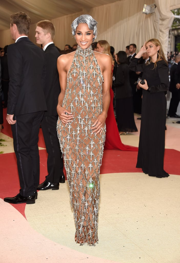 Ciara's Dress at Met Gala 2016