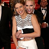 Charlize Theron and Adele Exarchopoulos