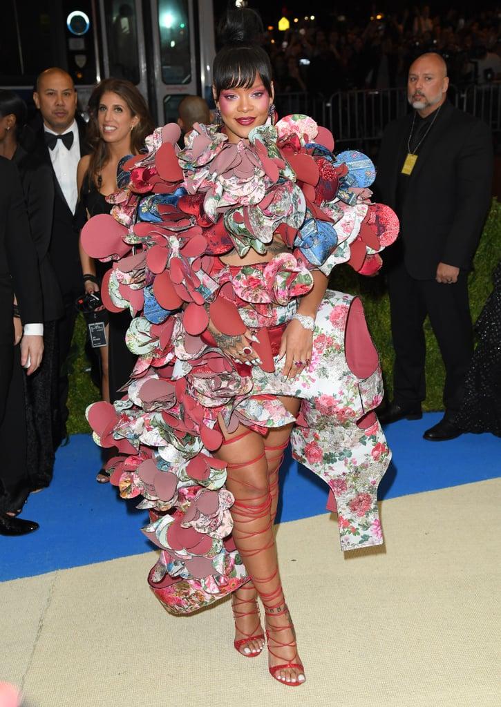 Comme des Garcons Rihanna  sc 1 st  Popsugar & Rihanna Halloween Costume Ideas | POPSUGAR Celebrity