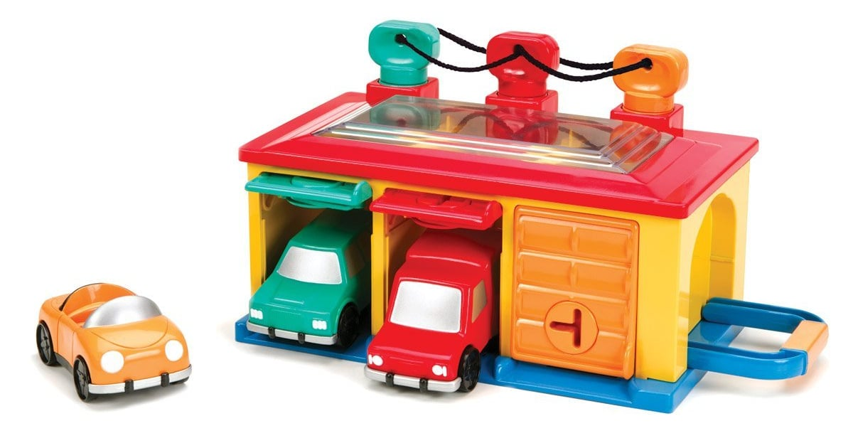 Toysmith Battat Lock And Key Garage Gift Guide For 1