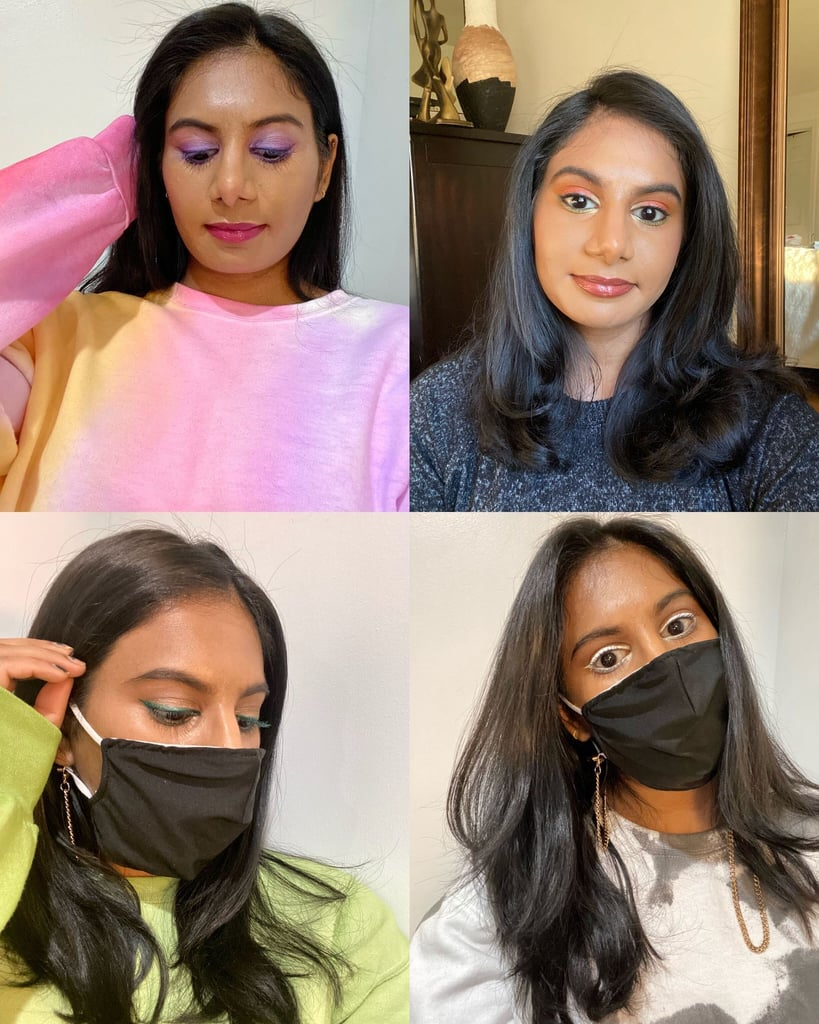 I Tried 2021's Biggest Eye-Makeup Trends