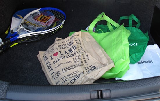 Use Reusable Grocery Totes