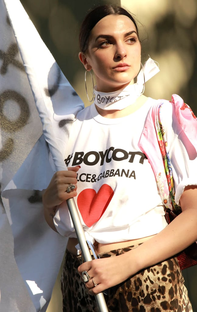 Images of Brand Devotees Wearing the Tee Are Everywhere