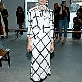 Olivia Palermo at the Jason Wu New York Fashion Week Show